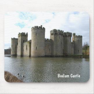 Bodiam Castle Mouse Pad