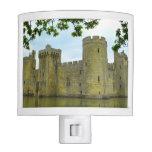 Bodiam Castle Nite Lights