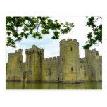 Bodiam Castle Post Card