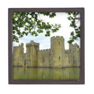 Bodiam Castle Premium Keepsake Box