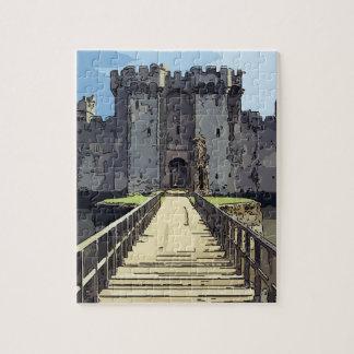Bodiam Castle Puzzle