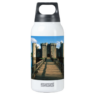 BODIAM CASTLE 10 OZ INSULATED SIGG THERMOS WATER BOTTLE