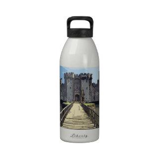 Bodiam Castle Reusable Water Bottle