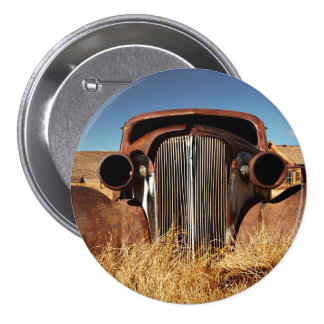 Bodie Abandoned Car Button