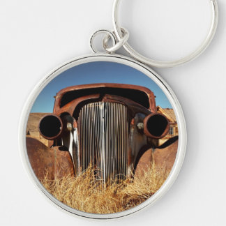 Bodie Abandoned Car Keychain