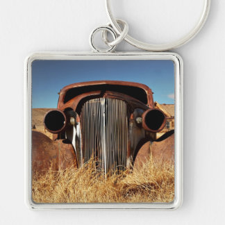 Bodie Abandoned Car Keychains