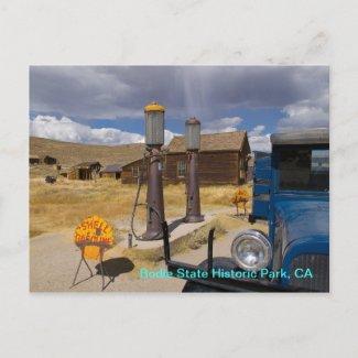 Bodie Dodge Graham & Shower postcard