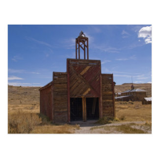 Bodie Firehouse Post Card