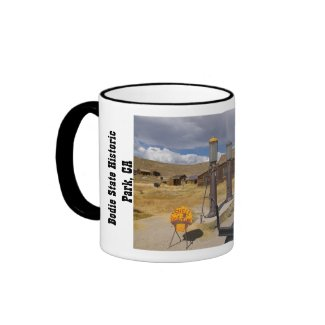 Bodie Gas Stop Mugs