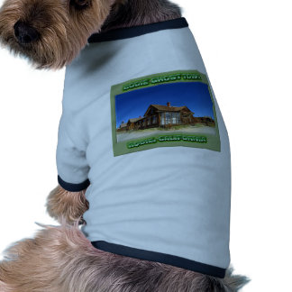 Bodie Ghost Town Dog Shirt