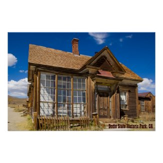 Bodie Home Poster 1 print