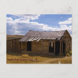 Bodie Home Sweet Home postcard