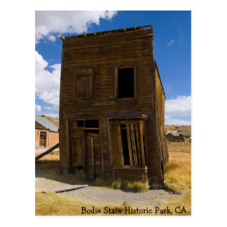 Bodie Hotel Postcard