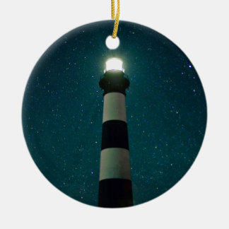 Bodie Island Light. Ceramic Ornament