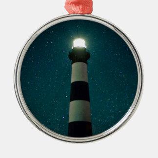Bodie Island Light. Christmas Tree Ornaments