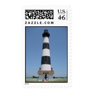 Bodie Island Light stamp