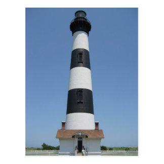 Bodie Island Light Postcard