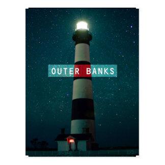 Bodie Island Light. Postcard