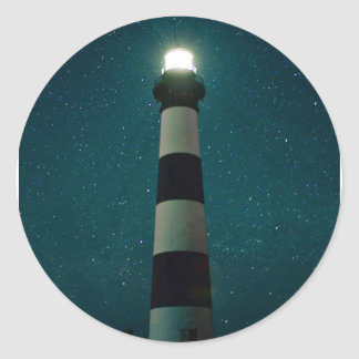 Bodie Island Light. Sticker