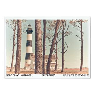 Bodie Island Lighthouse. Card