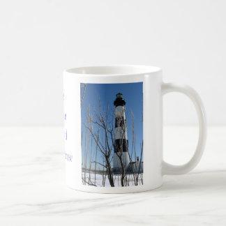 Bodie Island Lighthouse Classic White Coffee Mug