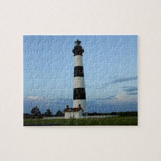 Bodie Island Lighthouse Jigsaw Puzzle