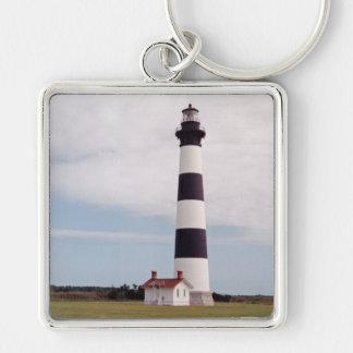 Bodie Island Lighthouse Keychain
