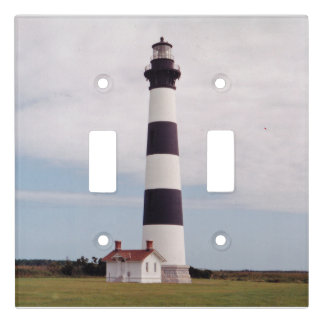Bodie Island Lighthouse Light Switch Cover