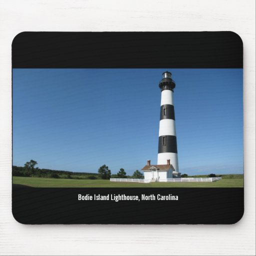 Bodie Island Lighthouse Mousepad