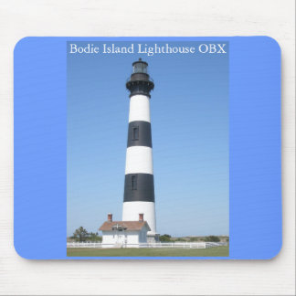 Bodie Island Lighthouse OBX Mousepad