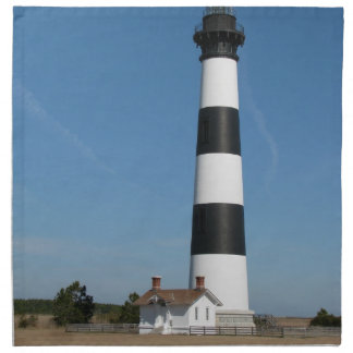 Bodie Island Lighthouse Outer Banks NC Napkin
