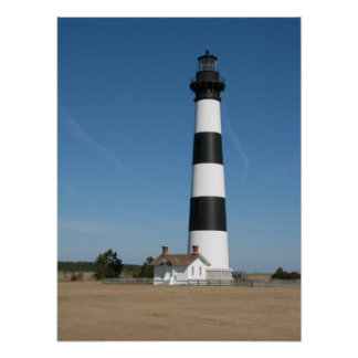 Bodie Island Lighthouse Outer Banks NC Print