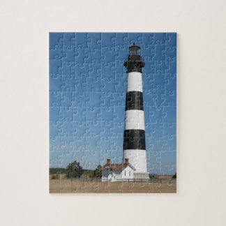 Bodie Island Lighthouse Outer Banks NC Puzzle