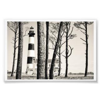 Bodie Island Lighthouse. Photographic Print