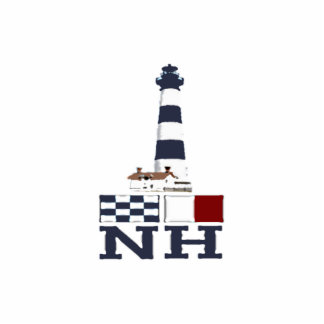 Bodie Island Lighthouse Cut Out