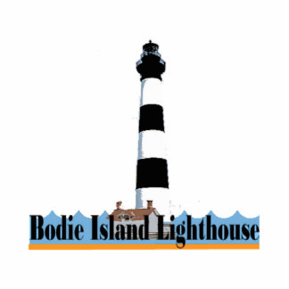 Bodie Island Lighthouse Acrylic Cut Out