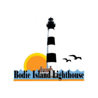 Bodie Island Lighthouse Acrylic Cut Outs