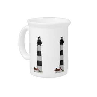Bodie Island Lighthouse Pitcher