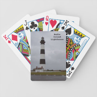 BODIE ISLAND LIGHTHOUSE-PLAYING CARDS