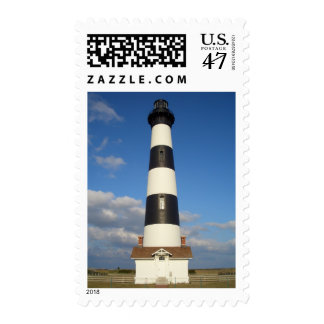 Bodie Island Lighthouse Postage