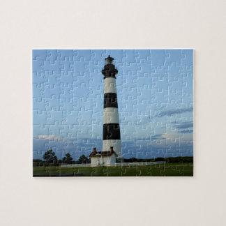 Bodie Island Lighthouse Jigsaw Puzzle