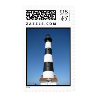 Bodie Island Lighthouse Stamp