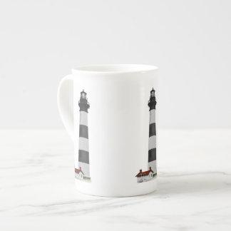 Bodie Island Lighthouse Tea Cup