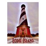 Bodie Island NC Postcard