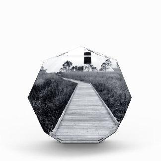 bodie lighthouse acrylic award