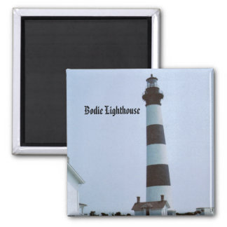 Bodie Lighthouse 2 Inch Square Magnet