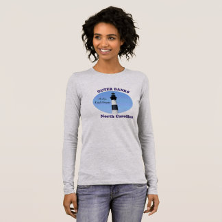 Bodie Lighthouse Outer Banks - T-shirt