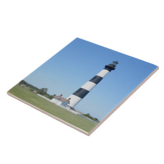Bodie Lighthouse - Outer Banks Tile