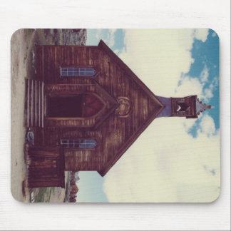 Bodie Methodist Church mouse pad