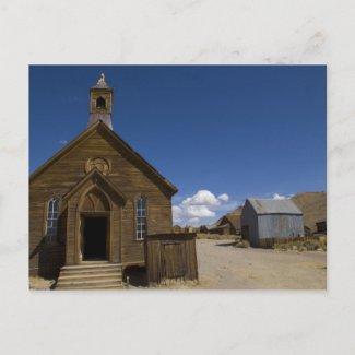 Bodie Methodist Church Post Cards